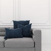 3D set cushions model