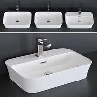 3D ipalyss washbasin tonic model