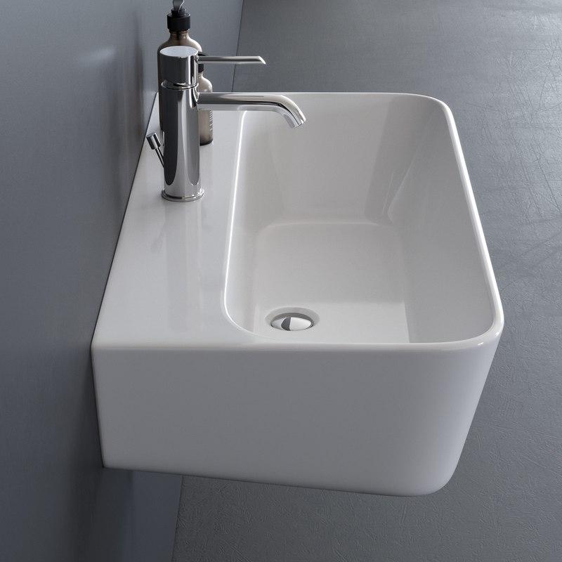 meg11 washbasin 3D