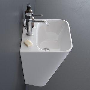 meg11 washbasin 5407 3D model