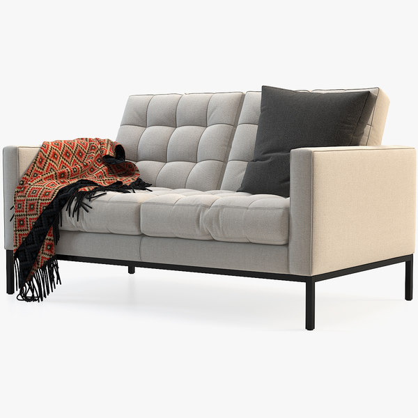 3D model florence knoll relax