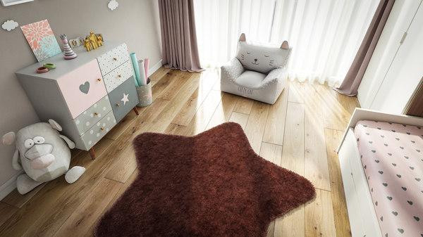 room scene 3D model