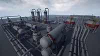3D pack industrial model