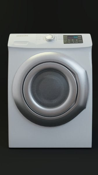 washing machine home appliance model