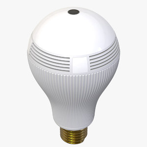 bulb solar camera model