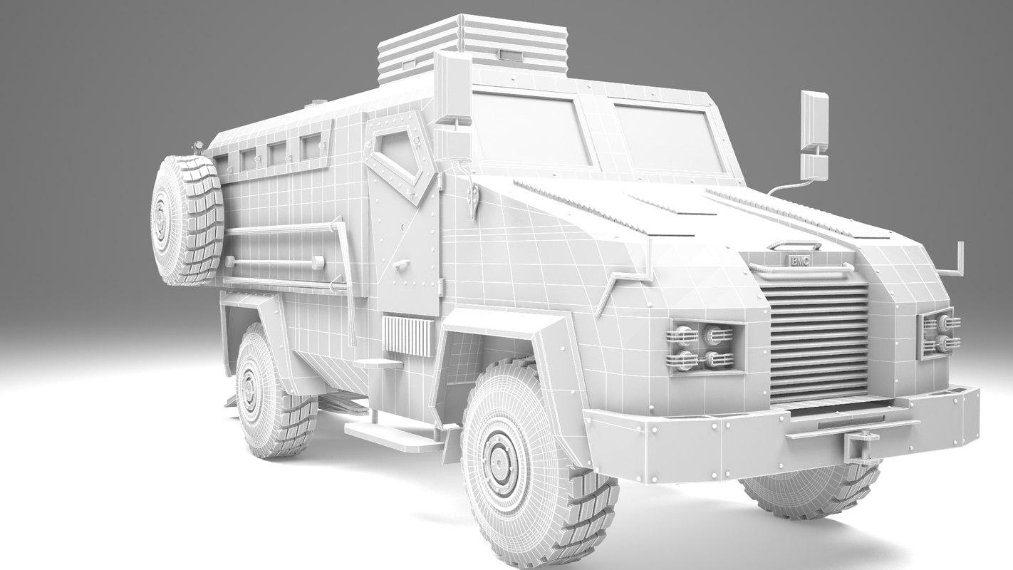 bmc kirpi model