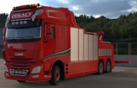 3D daf xf 106 recovery
