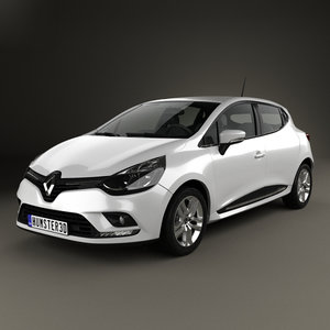 renault clio business model