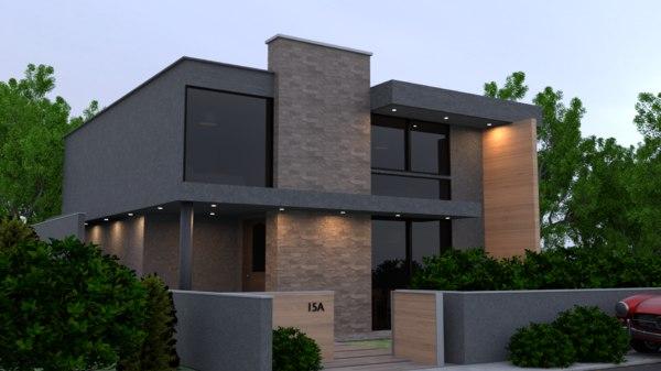 house building 3D