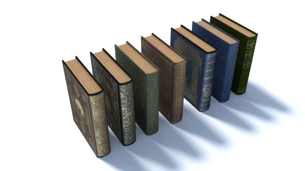 3D home 7 books