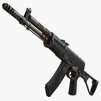 3D realistic aek 971 3 model