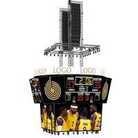 scoreboard jumbotron sport 3D