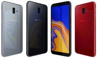 Samsung Galaxy J6 Plus 2018 All Colors