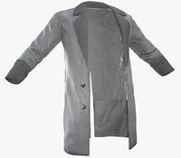Gray Coat PBR