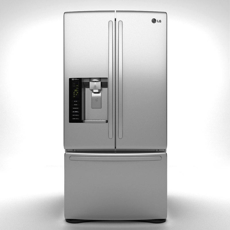 refrigerator lg model