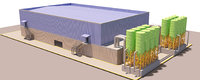 Industrial Building 01