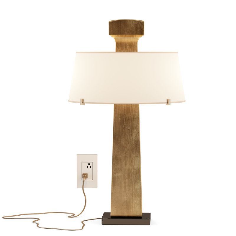 alexandre biaggi patmos table lamp 3D model