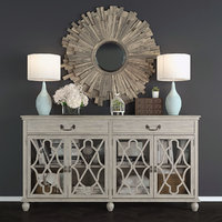 decor sideboard mirror model