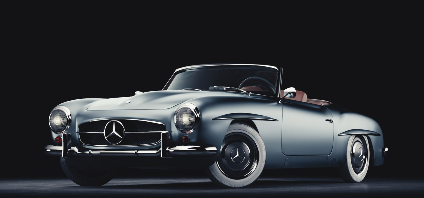 Mercedes-Benz 190SL (1960)
