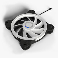 120mm RBG Fan