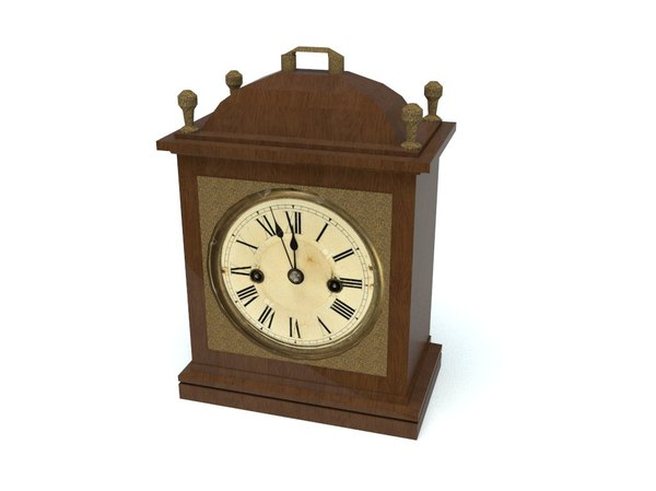 clock german hours model