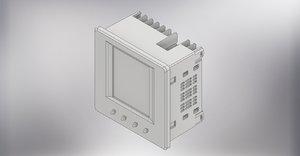 mfm-383a selec mfm 3D model