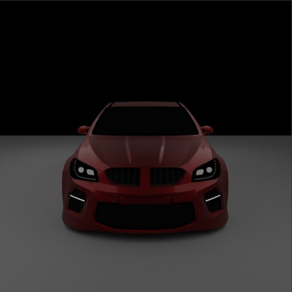 3D hsv maloo model