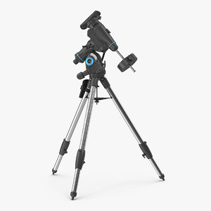 heavy duty mount tripod 3D model