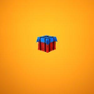 3D pubg crate standard octane