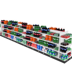 pop soda drinks 3D model