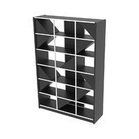display shelving unit model