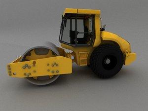 3D por ruedas