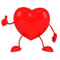 fun heart 3D