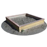 Ultra realistic Children sandbox Scan model
