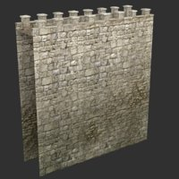 Medieval Wall(1)