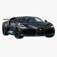 2019 bugatti divo model