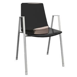 3D chair nooi model