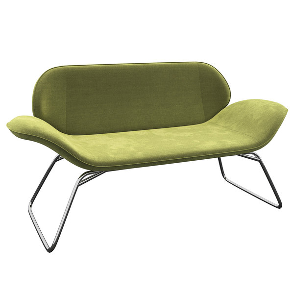 sofas armchairs 3D model