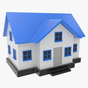 3D mini house