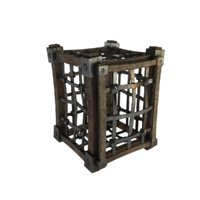 Cage medieval