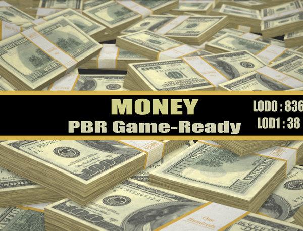 money pbr model