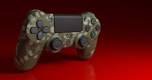 ps4 dualshock 4 model