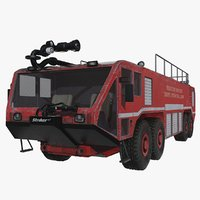 oshkosh striker 4500 3D model