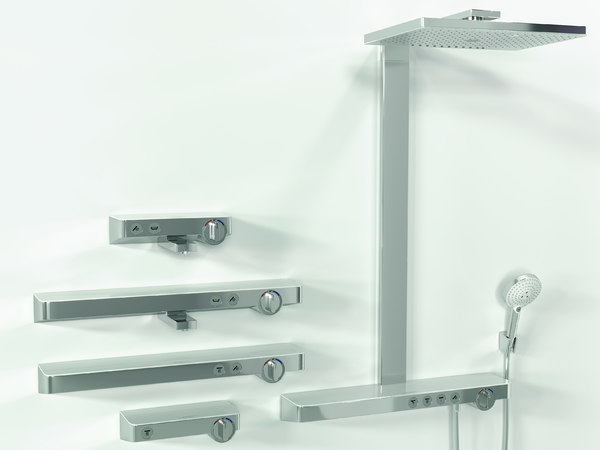 3D hansgrohe showertablet select s model