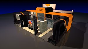 expo mobile 3D model