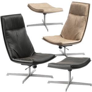 3D catifa 70 soft chairs