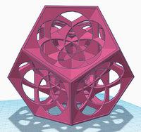 dodecahedron Fantasy