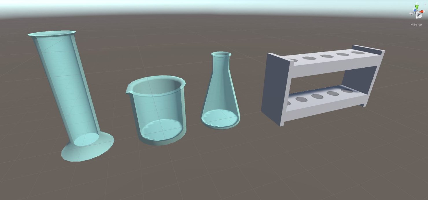 science equipment package 3D