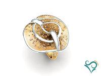 3D jewelry ring modeler print