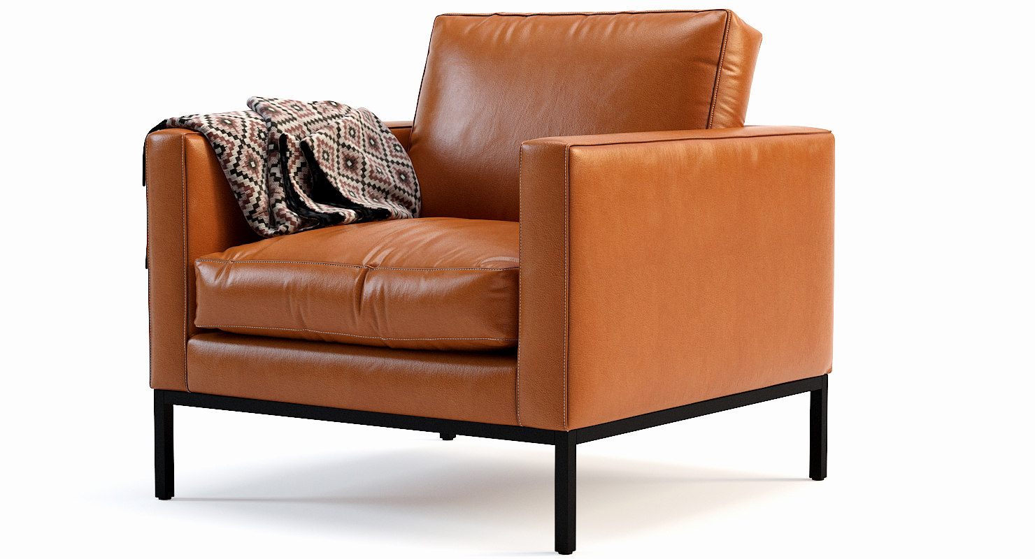 3D florence knoll relax